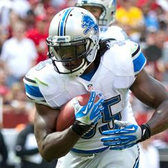 Joique Bell earned a three-year deal after running for 650 yards and eight TDs as Reggie Bush's backup in 2013.