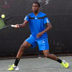 Francis Tiafoe will play in the French Open juniors event for the first time this year.