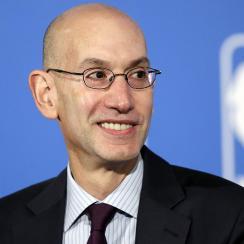 NBA Commissioner Adam Silver endorses sports gambling legalization