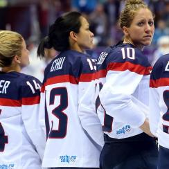 USA Hockey strikes deal with women's national team, will play in world championships