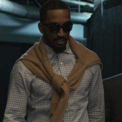 The NBA's Fashion Tunnel: Eastern Conference finals IMG