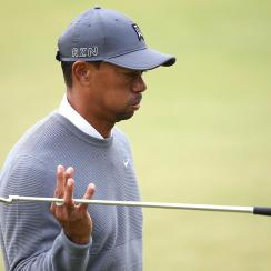 Tiger Woods arrested for DUI in Jupiter, FL