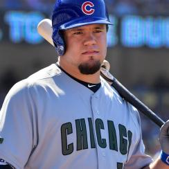 Cubs outfielder Kyle Schwarber optioned to Triple-A
