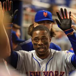 Curtis Granderson sets Mets franchise record with another leadoff home run