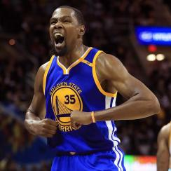 Reports: Kevin Durant agrees to discounted two-year deal with Warriors