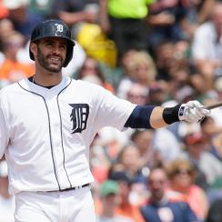 Tigers trade J.D. Martinez to Diamondbacks for three prospects