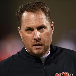Ole Miss Head Coach Hugh Freeze Resigns
