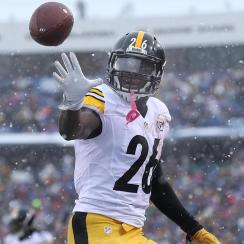 Steelers RB Le'Veon Bell Doesn't Report to Training Camp