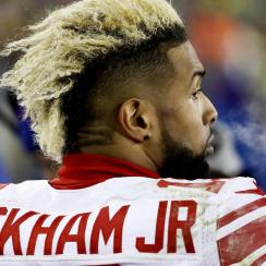 Odell Beckham Jr. Says He Wants to Be Highest-Paid NFL Player