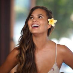 Chrissy Teigen's Hilarious Interview Outtakes