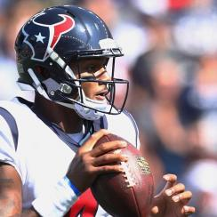 Impressions of Deshaun Watson's Breakout Performance vs Patriots