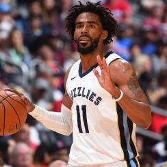 Grizzlies Point Guard Mike Conley to Miss Rest of Season