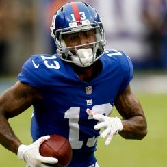 Report: Giants Not Ruling Out Possibility Of Odell Beckham Jr. Trade
