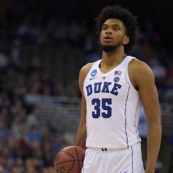 Duke's Marvin Bagley III Declares For NBA Draft