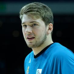 Report: Luka Doncic Submits Paperwork, Will Enter the 2018 NBA Draft