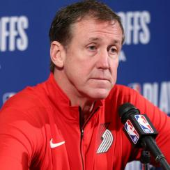 NBA Rumors: Terry Stotts Could Be Fired After Trail Blazers Swept Out of Playoffs