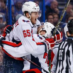 Capitals Top Lightning in Game 7, Advance to Stanley Cup Final