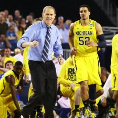 John Beilein Staying at Michigan Amid Pistons Rumors