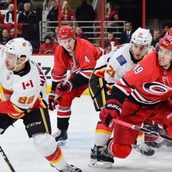 Flames Send Hamilton, Ferland to Hurricanes For Lindholm, Hanifin