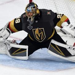 Golden Knights, Marc-Andre Fleury Agree to Contract Extension