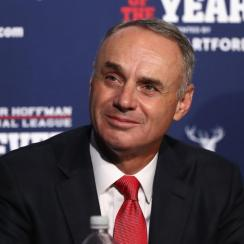 Commissioner Rob Manfred Listed Las Vegas and Portland Among Six Potential Expansion Locations