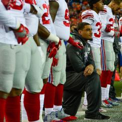 Steve Tisch: No Giants Players Will Be Punished For Anthem Protests