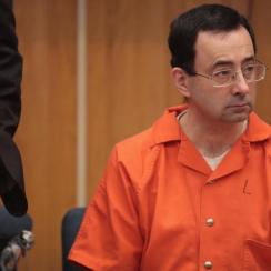 Larry Nassar Moved From Arizona Federal Prison; 50 More Sue Ex-Team USA Doctor