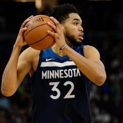 Timberwolves, Karl-Anthony Towns Agree To Five-Year, $190 Million Extension