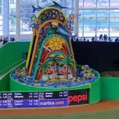 Marlins Get Approval to Move Home Run Sculpture to Outside Marlins Park