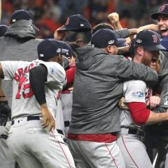 Red Sox Headed Back to the World Series After Eliminating Astros in Five Games