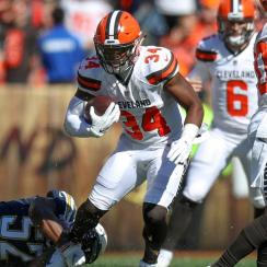 Browns Trade RB Carlos Hyde to Jaguars for Fifth-Round Pick