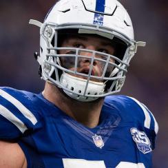 Colts Quenton Nelson's 'Screaming' Block Draws Fine