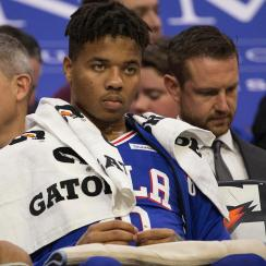 Drama Continues As Markelle Fultz Is Out Until Seeing Shoulder Specialist Next Week