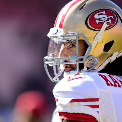 Report: Colin Kaepernick, Eric Reid to Receive Less Than $10 Million in Settlement With NFL