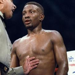 Boxing Mourns Loss of Pernell 'Sweet Pea' Whitaker