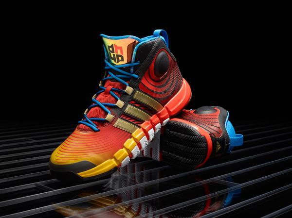 adidas unveils d howard 4 signature shoe for rockets