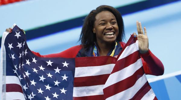 Simone Manuel Talks Olympic Fame, Stanford Success, and the Importance of Swim Lessons