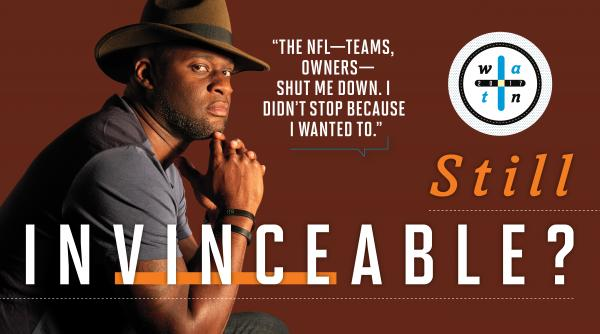 Vince Young's quest to rewrite his football ending