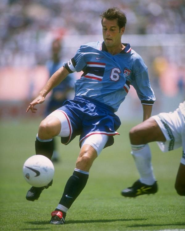Talisman & Co.   1995 USA Third Jersey by Nike   USMNT