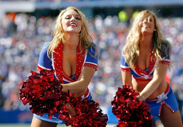 Apologise, Buffalo bills cheerleaders
