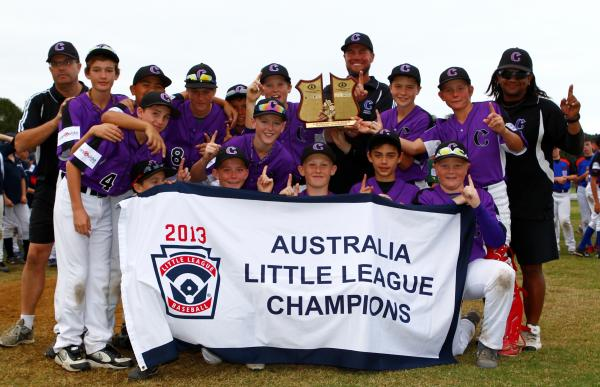 Little League Champs from Down Under   SI Kids