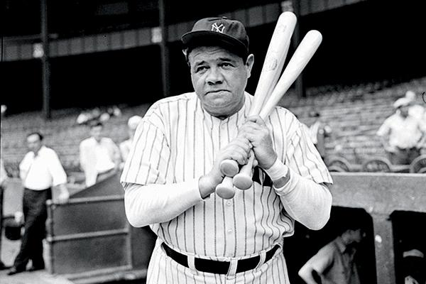 Video Of The Day Babe Ruth Takes His Cuts  Si Kids-5096