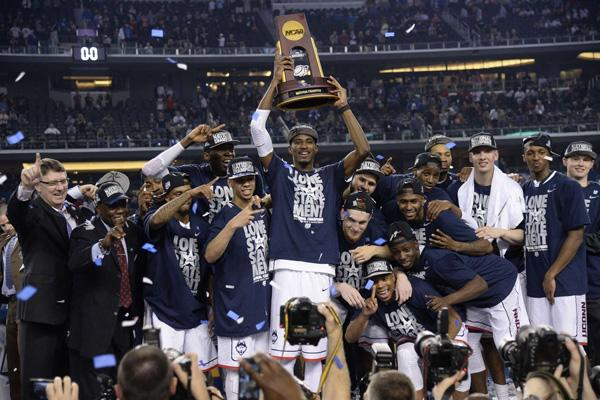 UConn Wins 2014 Men's Basketball Championship! | SI Kids