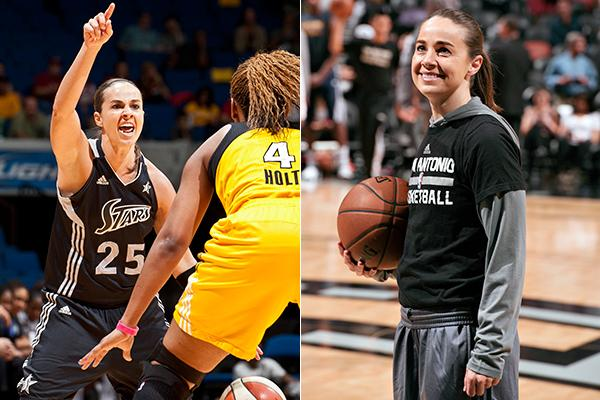 Becky Hammon From Clutch To Coach Si Kids