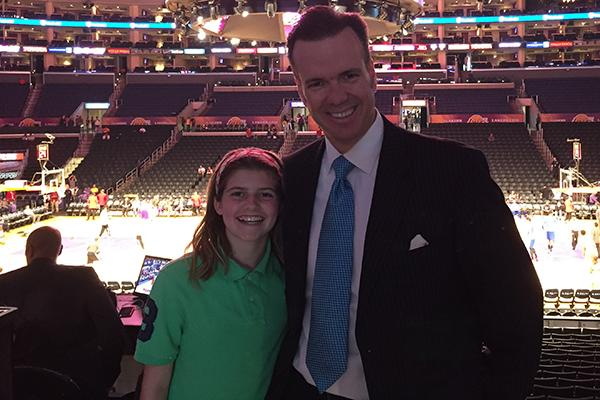 Lakers Announcer John Ireland The Guy With The Coolest