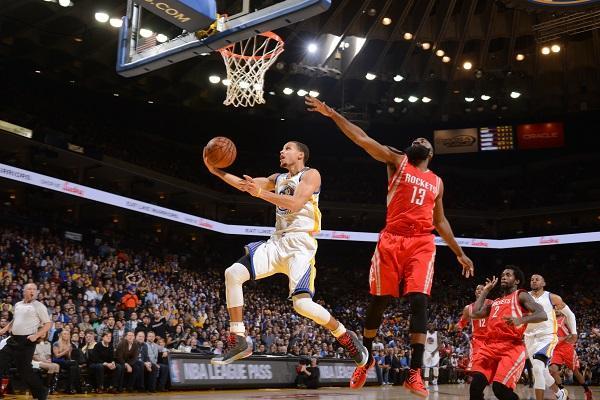 2015 NBA Playoffs: Warriors Face Rockets in Western ...