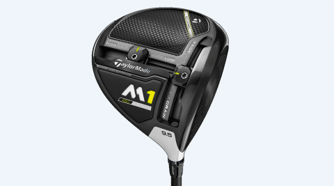 TaylorMade M1 driver.