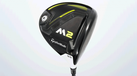 TaylorMade M2 driver.