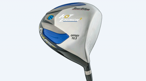Tour Edge Hot Launch 2 Offset driver.