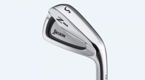 Srixon Z 565 irons.